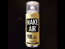 MAKE AIR aerosol - золото 908
