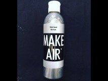 MAKE AIR airbrush 250ml Серебро