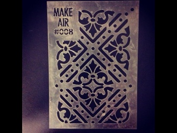 MAKE AIR pattern №8