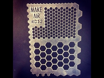 MAKE AIR pattern №12