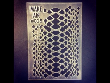 MAKE AIR pattern №15