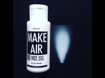 Краска MAKE AIR airbrush 60ml – белая 902