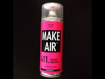 MAKE AIR aerosol Маджента 411